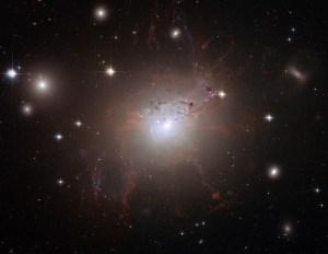NGC 1275 in Perseus