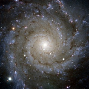 Messier 74 in Pisces