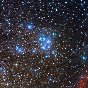 Messier 18 in Sagittarius