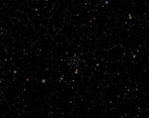 NGC 1647 in Taurus
