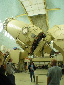 Harlan J. Smith telescoop