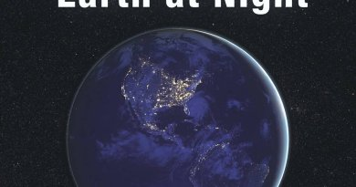 Earth at Night - e-boek NASA