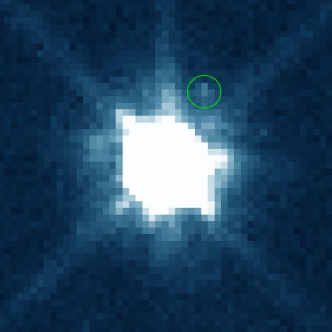Eurybates en zijn maantje