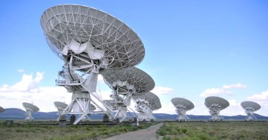 De Very Large Array radiotelescoop