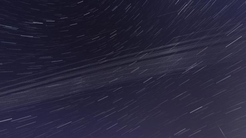 Starlink sterrensporen