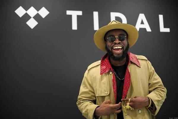 M.anifest visits New York office of Jay Z's TIDAL
