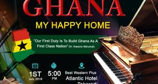 St. Stephen's Mass Servers Choir Presents: GHANA MY HAPPY HOME