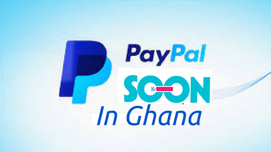 Ghana Soon to get off PayPal's blacklist
