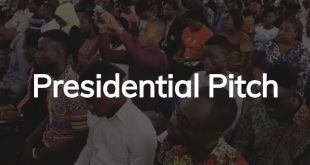 CALL FOR APPLICATION: The Presidential Pitch