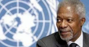 Former UN Chief Kofi Annan Dies at Age 80