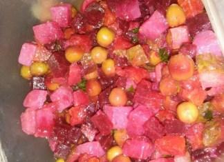 Salatica od cvekle