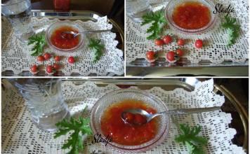 Slatko od čeri paradajza