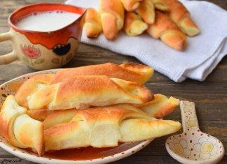 Slane kiflice sa sirom lepa velika porcija