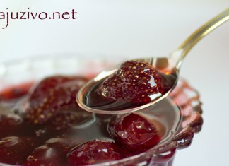Slatko od jagoda video recept