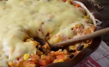 Meksička kaserola za 30 minuta iliti ručak večera na brzaka