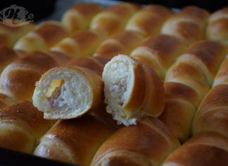 Punjene slane kiflice – stari, isprobani recept