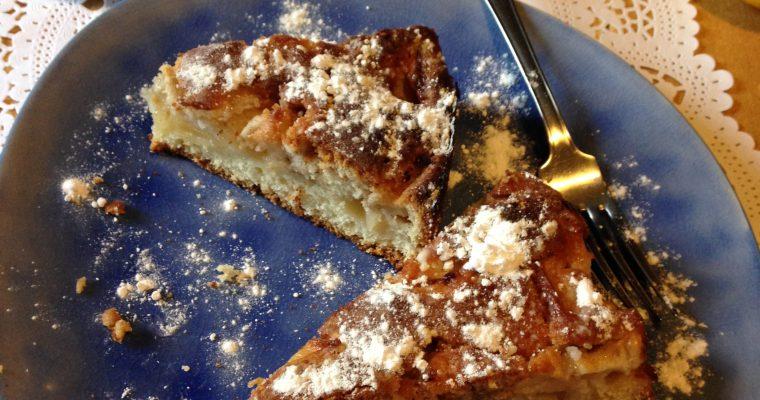 Mekan, sočan i jednostavan kolač sa jabukama i cimetom