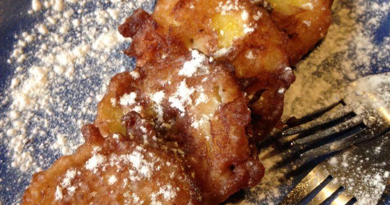 Pohovane jabuke sa cimetom-stara zimska poslastica