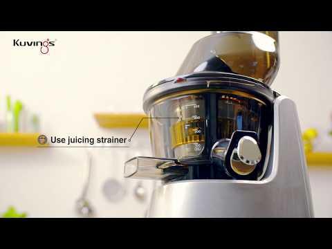 Kuvings C7000 – Multipurpose Juicer
