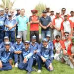 AUB Chief Executive Officer visit Kuwait Cricket