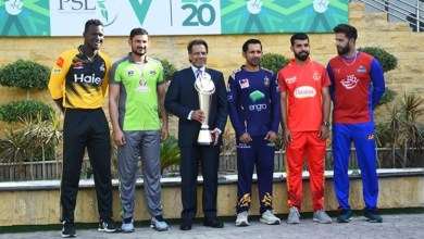 PSL 2020 Remain Matches Will be played in November 2020