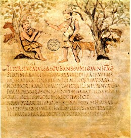 Roman Virgil Eclogues
