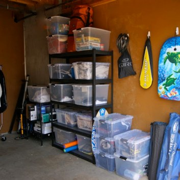 Storage Unit Before and Afters