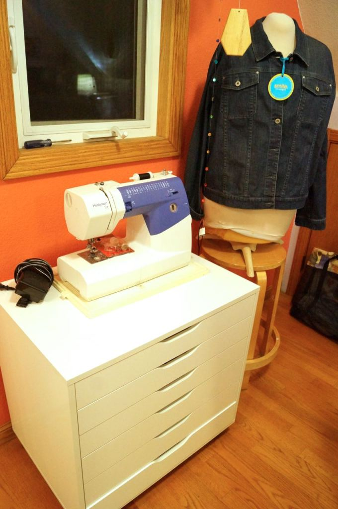 Craft Room Transformation with Before and Afters