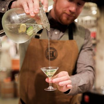 Holiday Cocktails with Hendrick's Gin