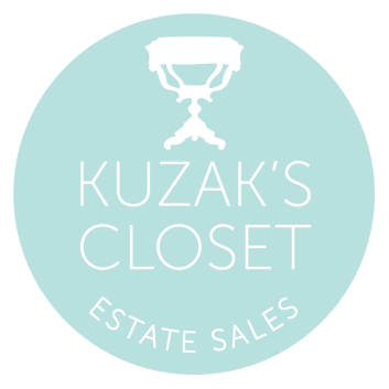 Press play for a behind the scenes look at the Kuzak's Closet estate sale process!