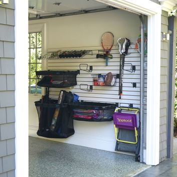 Garage Organization: Vertical Storage at It's Best!