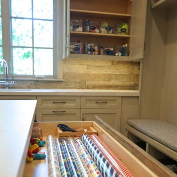 Luxury Multi-Purpose Mudroom