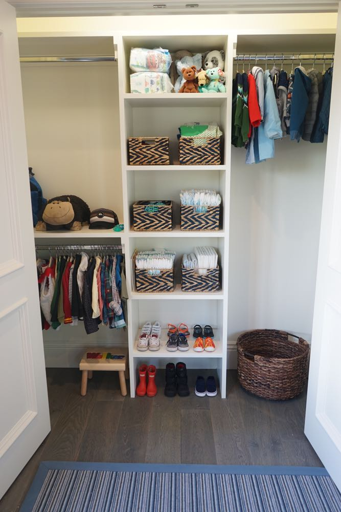 Organized Children S Closets 4 Times The Inspiration Kuzak S Closet