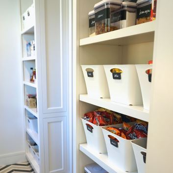Top 10 Pantry Organizing Tips