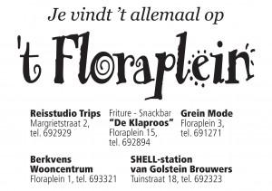 Floraplein logo
