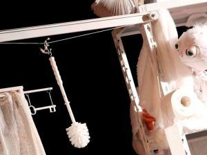 Das Kindertheater eine Geschichte in Weiß (Foto: Joachim Berger)