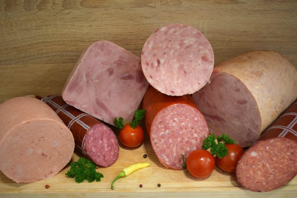 Salámy - Trvanlivý tepelne opracovaný mäsový výrobok