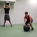 Cvičení s míčem