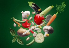 Vegetables Veges Vegetarian Food