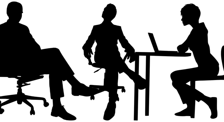 Business Meeting Silhouette  - mohamed_hassan / Pixabay