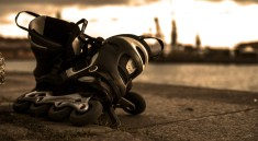 Inline Skate Rollerblade Footwear  - iljaketschik / Pixabay