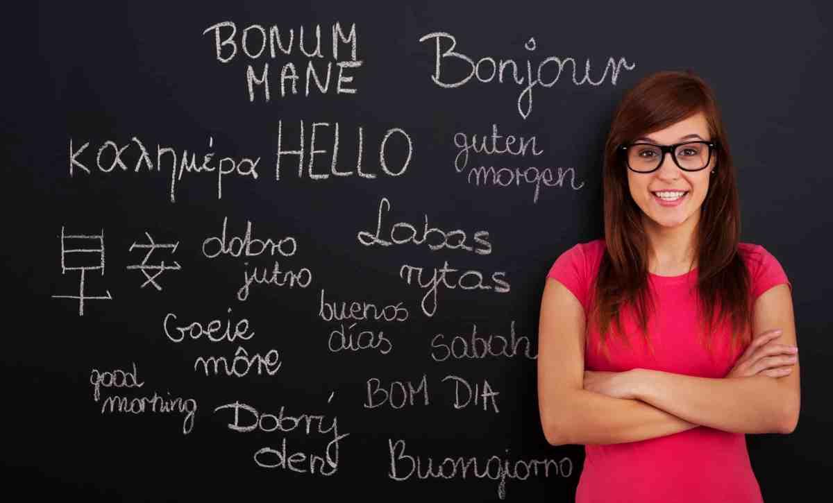 Skrivnostni svet jezikov