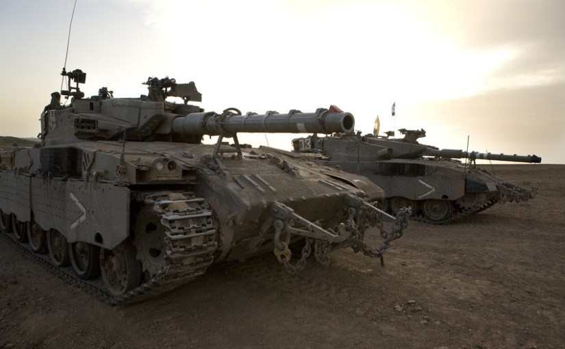 CAN interfaces for video displays in tanks and light armoured vehicles