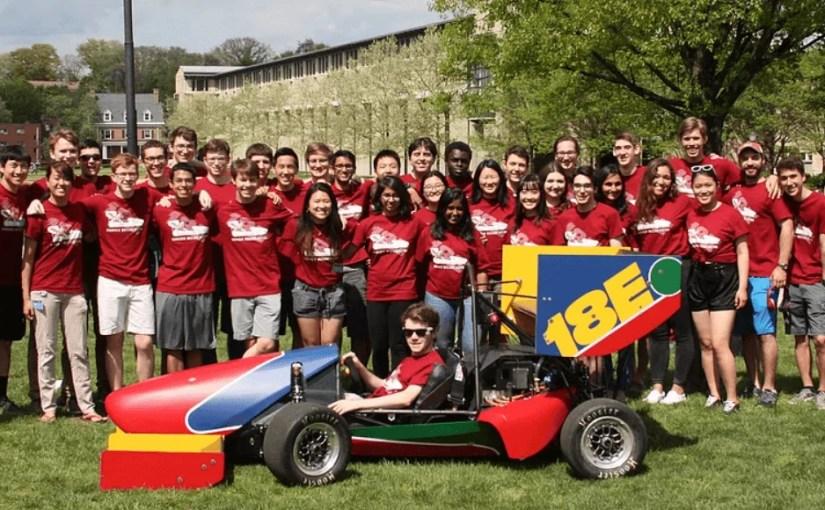 Kvaser-Sponsored Carnegie Mellon Racing Team Wins Big at Electric Car Competitions