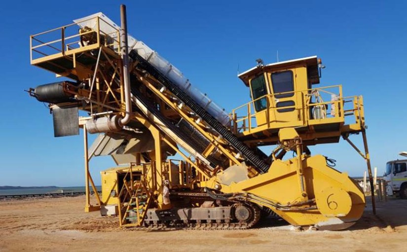 CANautomotion uses Kvaser interfaces to put salt harvesters back to work
