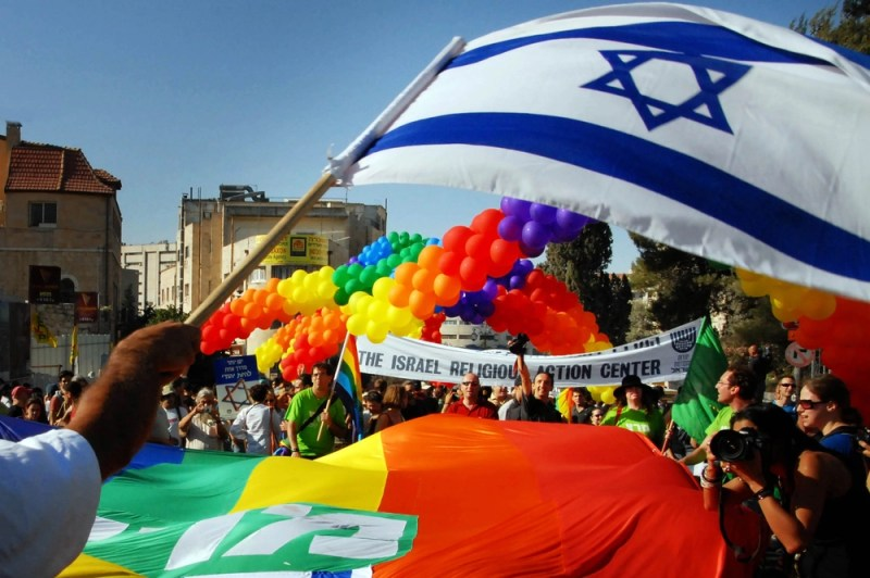 jerusalem gay parade