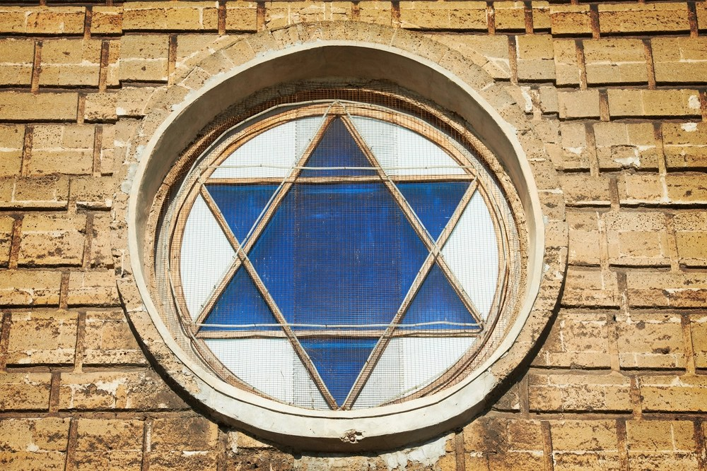 blue star of david