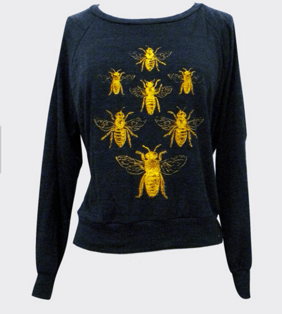 bee sweater