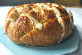 apple and honey bread
