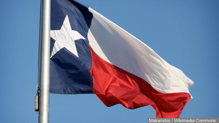 Texas State Flag - 720
